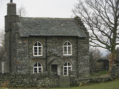 Rose Castle cottage - The English Lake District  Photo by Tony Richards