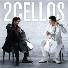 2CELLOS Oooh Stjepan Hauser and Luka Sulic : How I love these boys