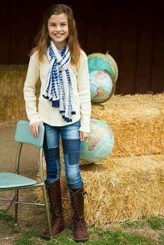 Tween model girl teen young