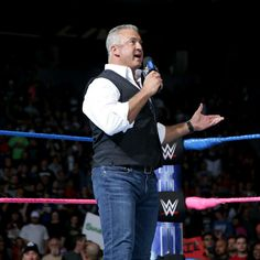 Mcmahon Family, Shane Mcmahon, Triple H, Superstar, Wwe, Husband, Wrestling, Jeans, Movies