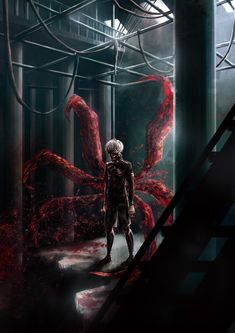 Ken Kaneki - This side of him is much better than the other one