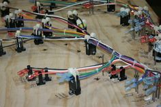 Wire harness board frames tilting table pinterest wire harness assembly forming board greentooth Image collections