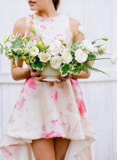 Wedding dress: Sarah Seven