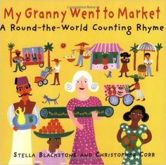 My Granny Went to Market: Stella Blackstone, Christopher Corr: 9781905236626: Amazon.com: Books $7
