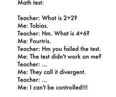 "I am totally gonna do tht if someone says i ""failed something"""