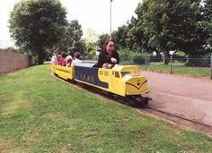 Strand Miniature Railway - Gillingham, Kent. A happy childhood memory!