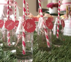 Garden Birthday Party Ideas | Photo 2 of 37 | Catch My Party