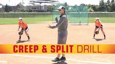 Infield: Creep and split Softball Bags, Softball Cheers, Softball Crafts, Softball Coach, Softball Shirts, Softball Players, Softball Mom, Elite Softball, Softball Quotes