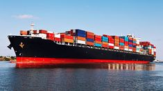 Photo about Cargo ship at the port. Image of trade, cargo, logistics - 29838931 Trade Finance, Finance Business, Forex Trading Software, Freight Forwarder, Financial Instrument, Packers And Movers, Textiles, Day Trader, Digital Trends