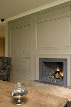 Fireplace, belgian d