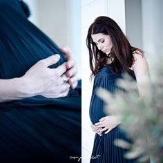 Delphine - 7ème mois de grossesse  www.ivanfranchet.fr