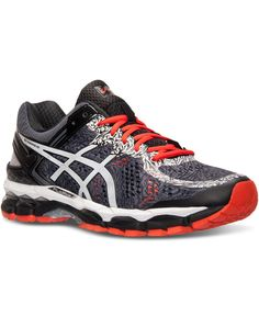 4e89eb2bc Asics Men s GEL-Kayano 22 Lite Show Running Sneakers from Finish Line Men -  Finish Line Athletic Shoes - Macy s