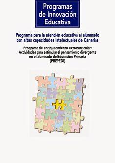 EnAnOSaLTaRíN: PROGRAMA DE ENRIQUECIMIENTO EXTRACURRICULAR