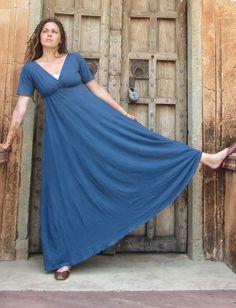 Market Wanderer Long Dress
