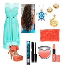 """Untitled #439"" by pjaysayswhat ❤ liked on Polyvore featuring JY Shoes, Cacharel and It Cosmetics"