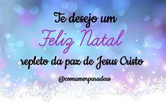 """36 curtidas, 3 comentários - Com amor, para Deus! (@comamorparadeus) no Instagram: """"FELIZ NATAL 💜"""""""