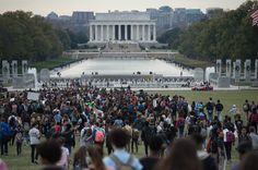 Women's March on Washington Barred From Lincoln Memorial