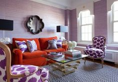 Spring 2015:  Pantone Trend for your Home Decoration - Lavender Herb