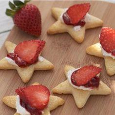http://www.potterybarnkids.com/design-studio/recipes/croissant_stars_with_strawberries.html?cm_ven=SocialMedia_cat=Facebook_pla=WallPost_ite=HealthyLunch