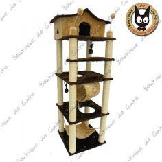 Boutique Do Gato  Cat condominio  Para colocar no escritório