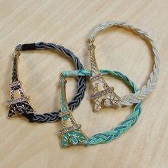 Rêver de Paris Bracelet #cute #jewelry #mimiboutique