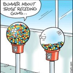 Can't get enough of the dental humor