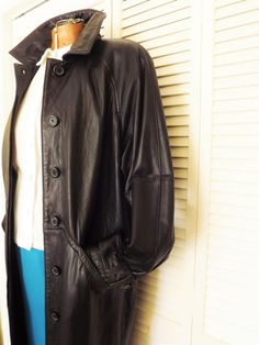 Brown Leather Coat The Limited Vintage Womens Leather Coat