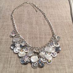 Rhinestone necklace Worn a few times Jewelry Necklaces