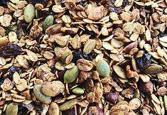 SANSkeuken—#veganbreakfast #veganontbijt  Homemade granola