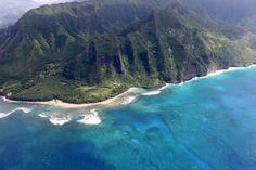 Na Pali Coast - Kaua'i, Hawaii!!!
