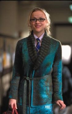 legally blonde green sweater