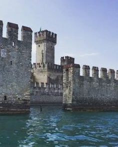 Castello Scaligero in Sirmione Italy #news #alternativenews