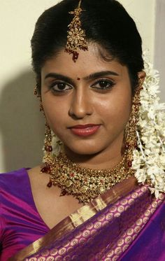 Portraits Beauty Rasna Pavithran Hot Hd Photo