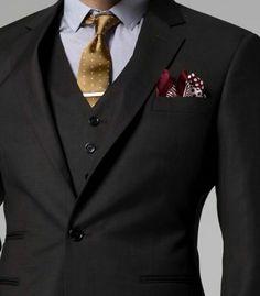 3 Piece- Suit Up!