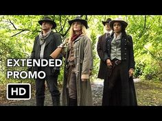 """DC's Legends of Tomorrow 2x06 Extended Promo """"Outlaw Country"""" (HD) Season 2 Episode 6 - YouTube"""