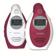 Intercomunicador Rimax Baby Mum RB101
