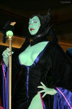 Maleficent - I always did like the villans way more