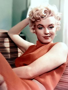 @MARILYN MONROE    what is even more interesting, is she is still beautiful while being covered in ALL the right places (ie; modest covering) ...funny how is that?  *d*