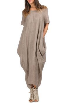 Купить Платье Un coeur en ete KELLY_TAUPE BROWN со скидкой в интернет-магазине…