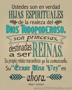 Spanish Version- Destinadas a Ser Reinas / Destined to Become Queens