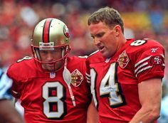Young and Jones  49ers