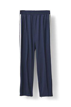 Naoki Polo Pants, Iris