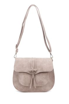 Pola Crossbody Bag In Grey