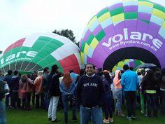 Festival del globo aerostático de xochitla 1