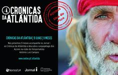 São Miguel - Crónicas da Atlântida de António Luís Campos