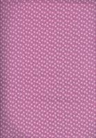 Tecido rosa Estrelinhas