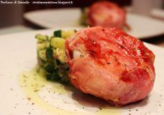 Profumo di cannella: Tomini con speck e dadolata di zucchine - bontà se...