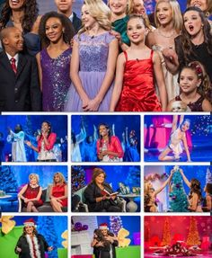 Dance moms Christmas special! AND THAT FACT THAT ABBY BOUGH MACKENZIE A DOG MADE ME CRY!!!! WARMED MY HEART BECAUSE MACKENZIE WAS SO HAPPY AND ABBY DOES REALLY CARE ABOUT THEM ALL!!!!!