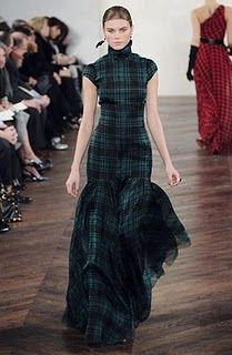 Ralph Lauren, love his plaids!