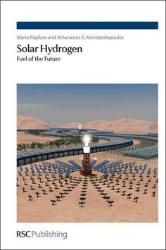 Renewable hydrogen produced using solar energy to split water is the energy fuel of the future. Accelerated innovation in both major domains of solar energy (photovoltaics and concentrated solar power